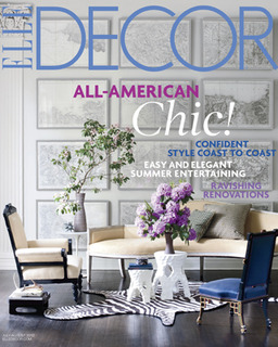 Elle Decor - July/August 2010