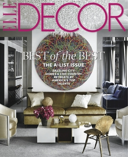 Elle Decor - June 2014