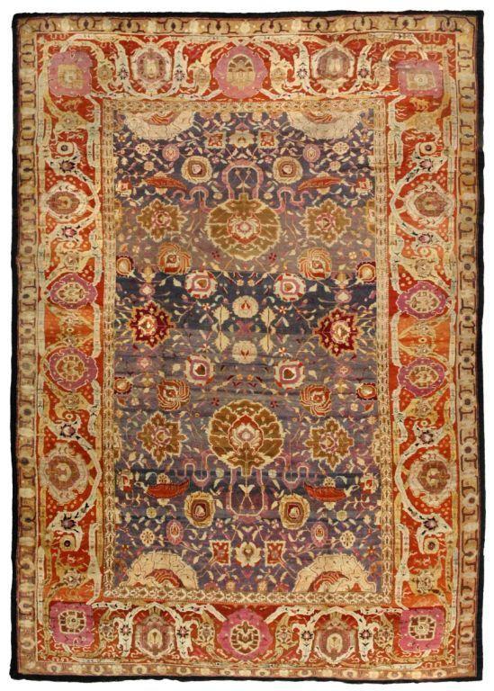 Agra-Antique-Rug